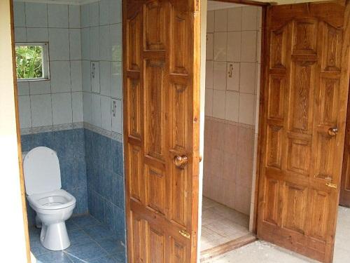 Как построить туалет…