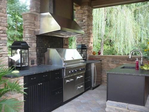 Летняя кухня своими …