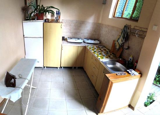 Летняя кухня своими руками