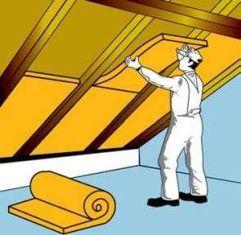правила утепления крыши