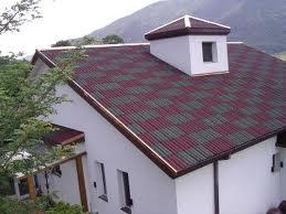 дом с крышей покрытой ондулином