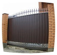 дачные ворота и калитки