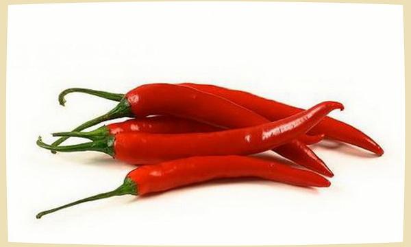 Жгучий перец – овощ долгожителей